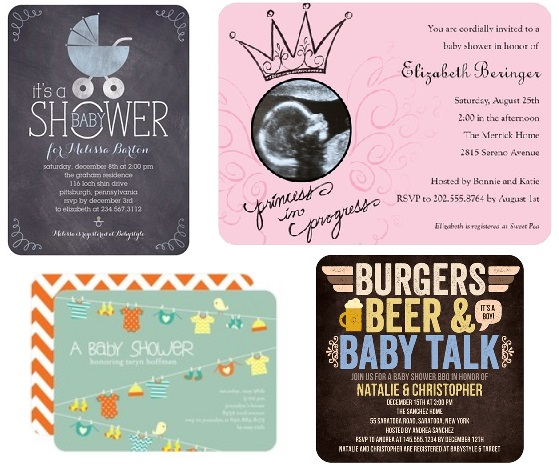 tiny prints baby shower invitations tiny prints baby shower