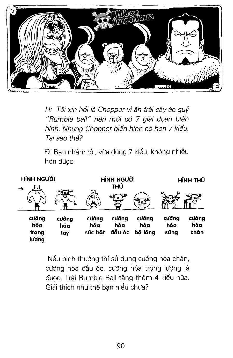 Đảo Hải Tặc chap 208 - Trang 19