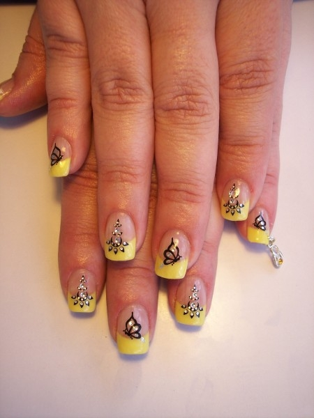 Nail Art Quality Stunning Simple Party Nail Designs Gallery