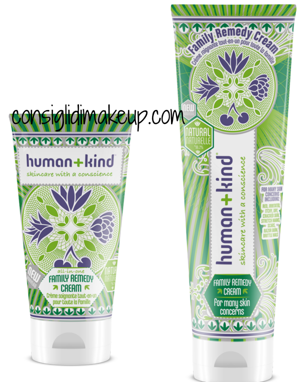 human kind crema all in one family remedy