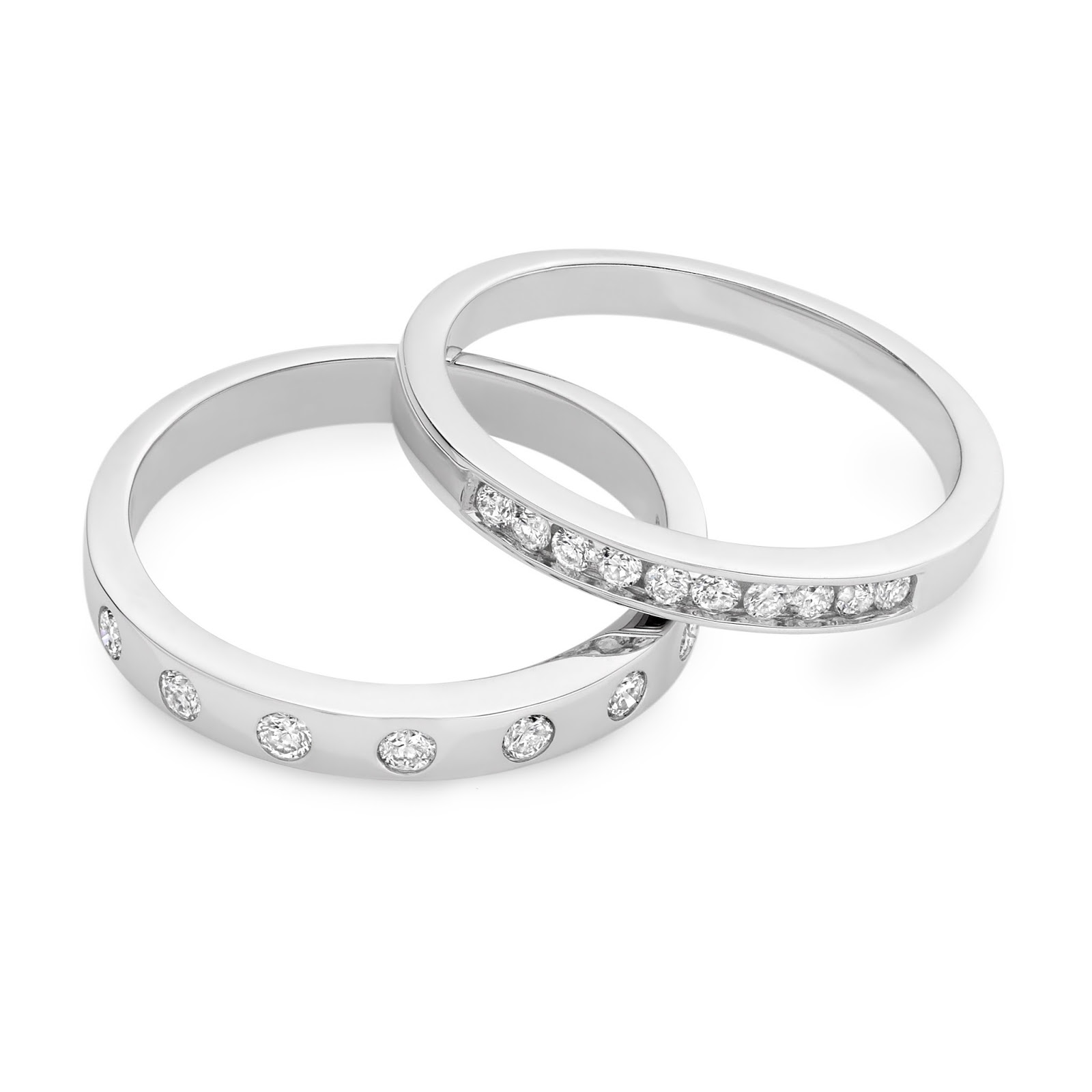 Unique Wedding Rings Png
