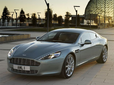 2012 Aston Martin Rapide Owners Manual