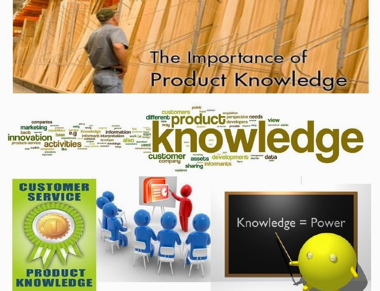 importance of product knowledge