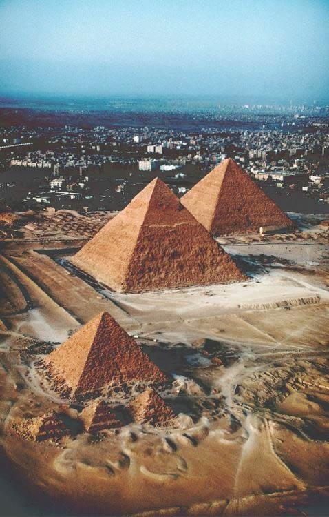Friedrich Nietzsche - Pyramid of Giza, Egypt