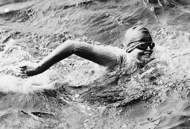 Gertrude Ederle Swimming The English Channel IntLawGrrls: On August...