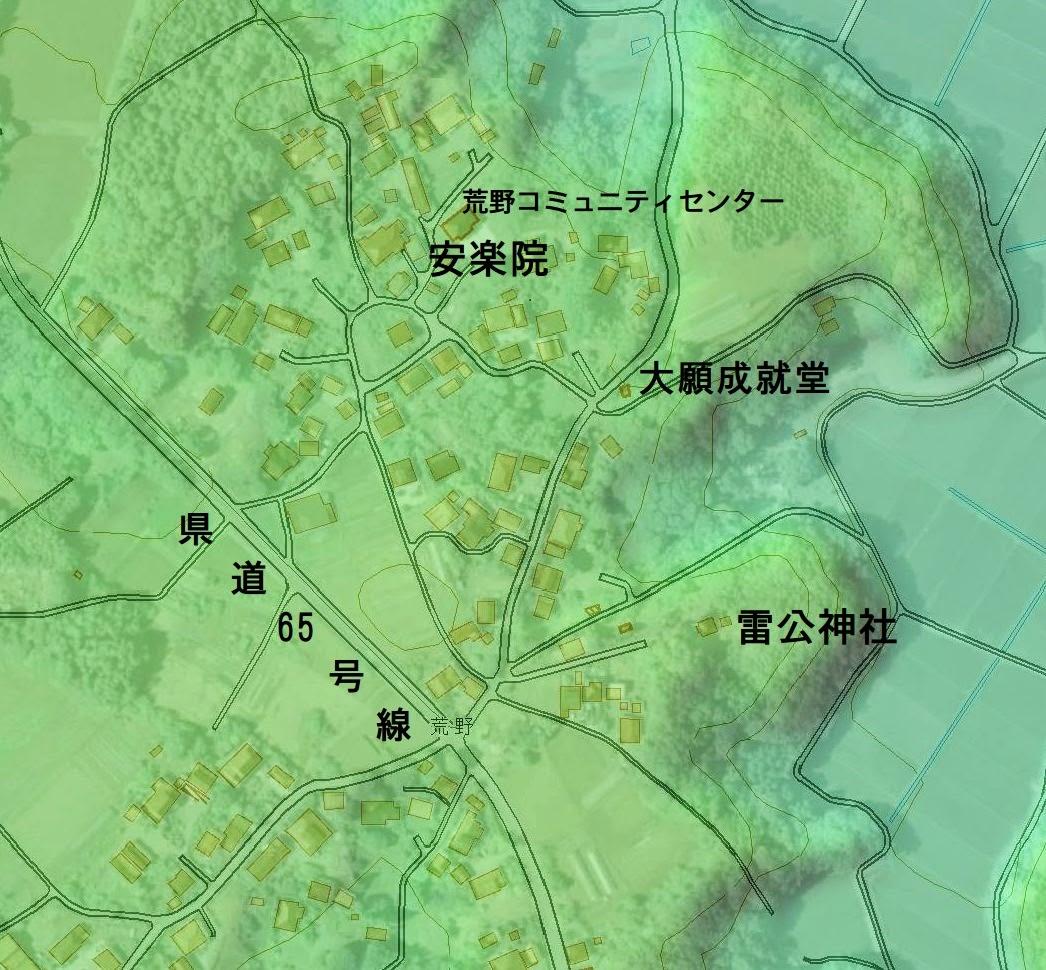 かまがや散歩: 本埜の仏刹(10)...