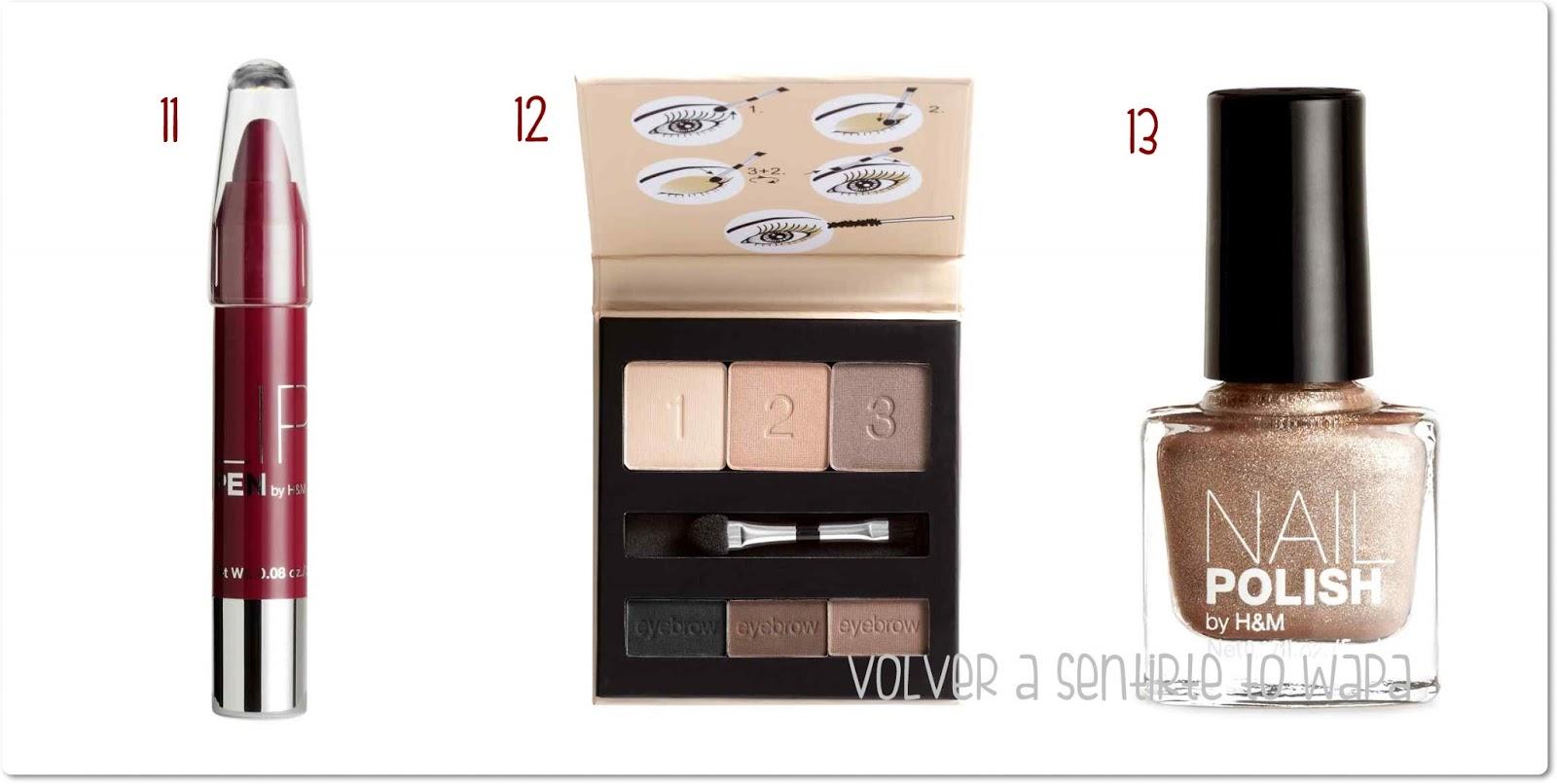 Venta online de cosmética en H&M