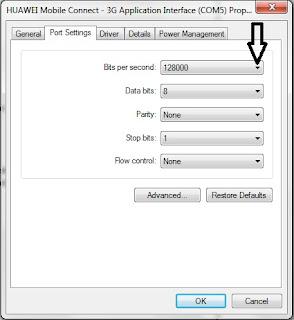 pilih menu Ports (COM & LPT)