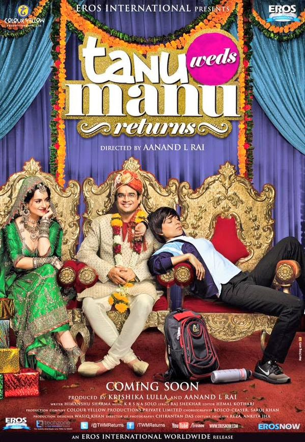 "'Tanu Weds Manu Returns' Movie ""Mari Gali ""Song 