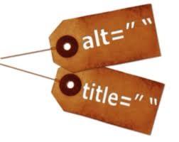 Alt y Title en nuestras imagenes