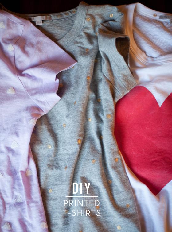 With an i e diy printed t shirts for Diy tee shirt printing