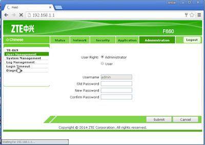 Username dan Password di IndiHome (Bagian 1)