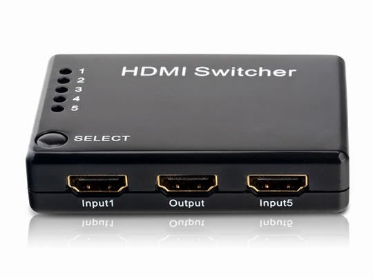 diff rence entre les switchs hdmi et splitter hdmi. Black Bedroom Furniture Sets. Home Design Ideas