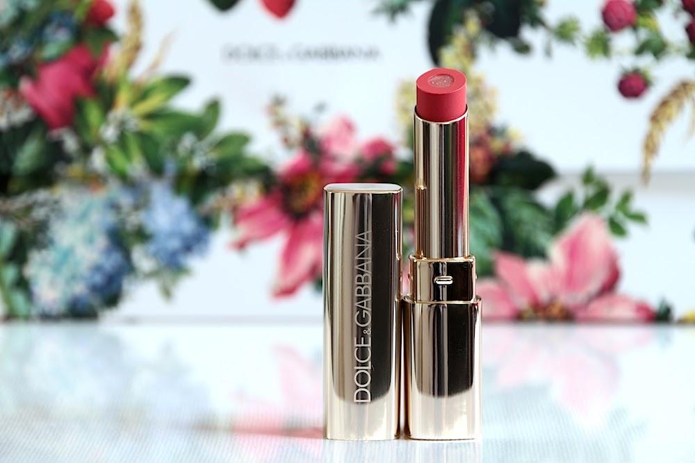 dolce & gabbana rouge à lèvres passion duo test avis