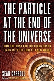 "Libro ""The particle at the end of the universe"""