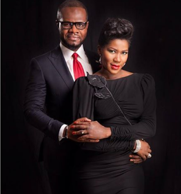 It's a boy! Stephanie Okereke Welcome First Child with Linus Idahosa