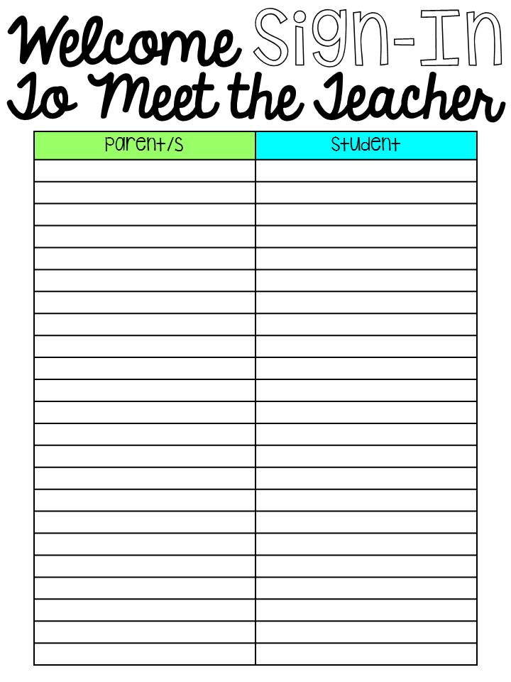 living the teaching life meet the teacher editable