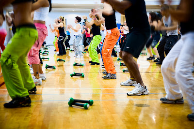 Not all Zumba classes are created equal