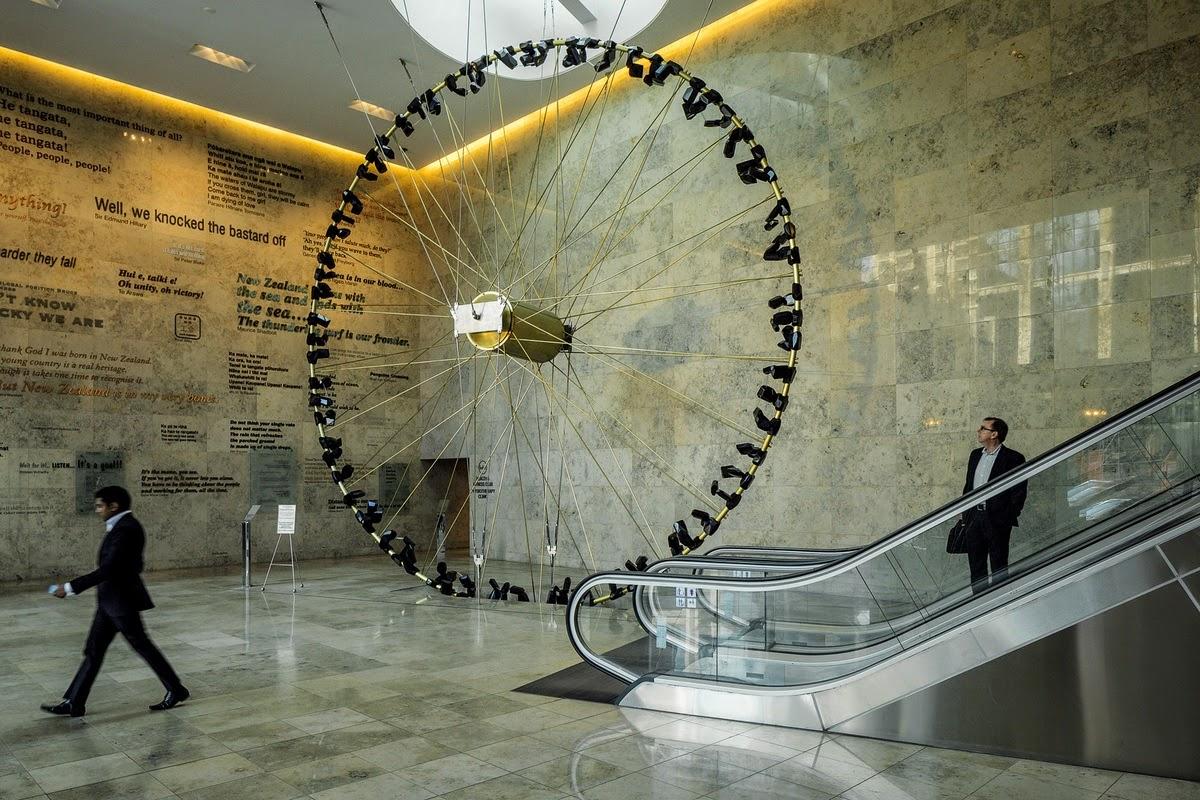 Vero Centre Lobby