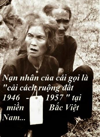Cải Cách Ruộng Đất: 1949-1957