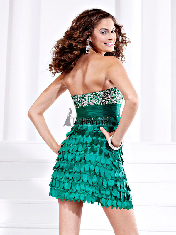 d24db84062 Claudine by Alyce 2012 Prom Dress 2038