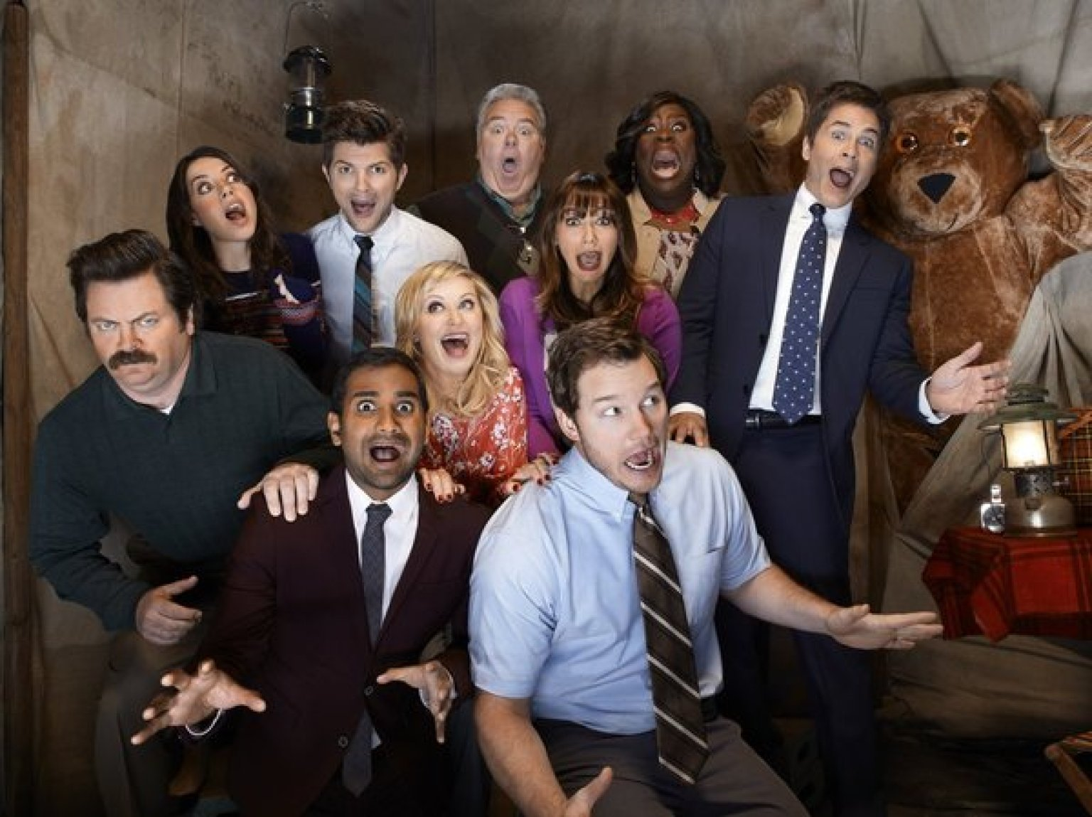 Parks and Recreation: Myers-Briggs Personality Types ~ The ...