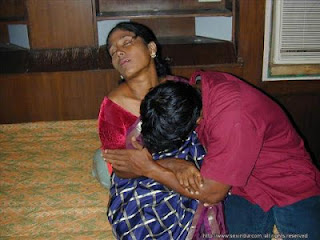 Tamil girl Kissing