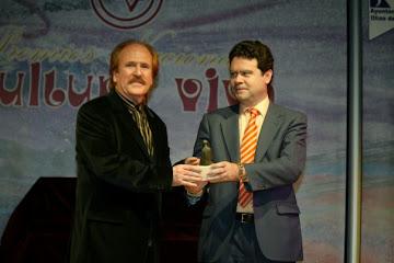 Juan Pinzas y Fernando Alonso Barahona
