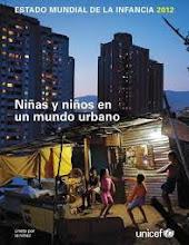 Informe de l'Estat Mundial de l'infància, UNICEF 2012