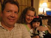 Kristi, Momma and Baba