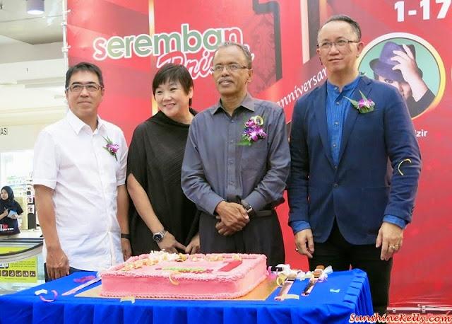 Seremban Prima Mall 1st Anniversary, Seremban Prima Mall