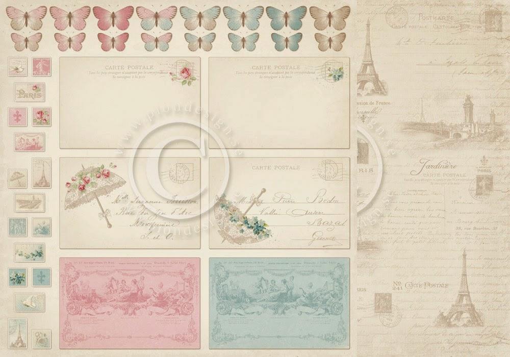 http://www.aubergedesloisirs.com/papiers-a-l-unite/1209-postcards-paris-flea-market-pion-design.html