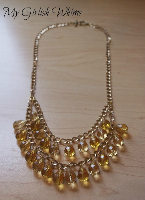 http://www.mygirlishwhims.com/2013/03/diy-amber-dangle-necklace.html