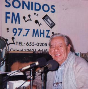 Don Héctor López (1993-1995) Emisora que perteneció a la Asoc. Mutual Sgto. Cabral - L. del Mirador