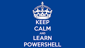 Learn PowerShell