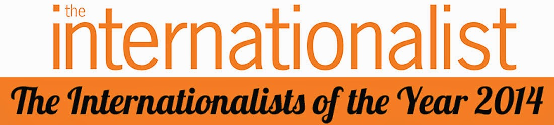 The Internationalist of the Year 2014