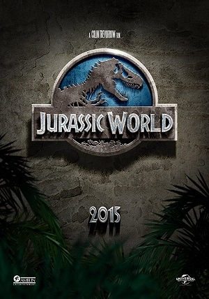 Filme Jurassic World - O Mundo dos Dinossauros Blu-Ray 2015 Torrent