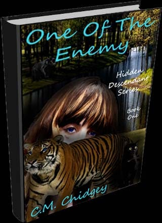 One Of The Enemy (Hidden Descendant Series, Book 1)