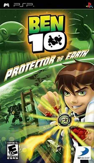 Ben 10 Protector of Earth [PSP][TB]