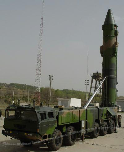 Missile Defense Advocacy Alliance » Dong Feng-4 (CSS-3)