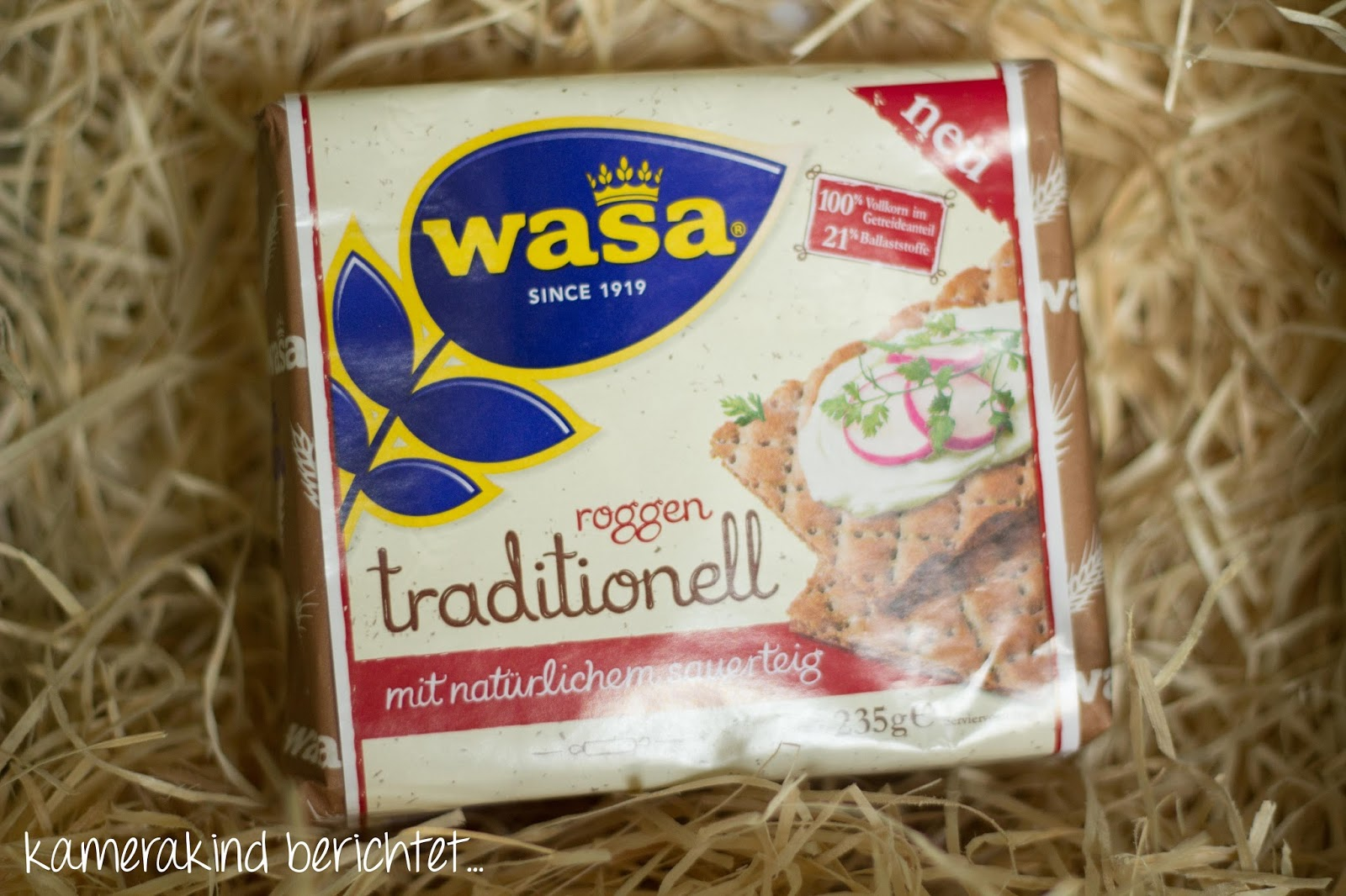 Wasa roggen traditionell