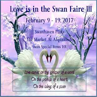 Love is in the Swan Faire III