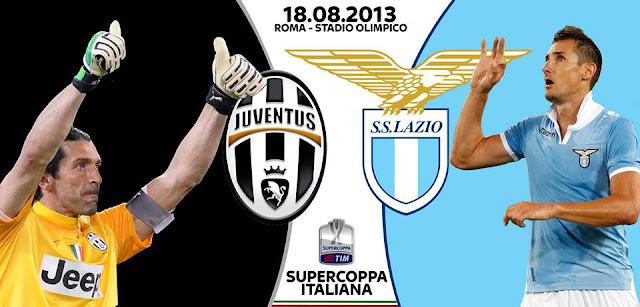 Piala Super Italia 2013 Juventus VS Lazio