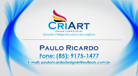 WEB DESIGN PAULO RICARDO