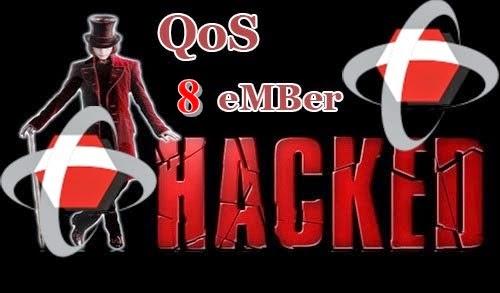 Trik Menaikkan QOS 512 yang kena razia menjadi 8 Mbps