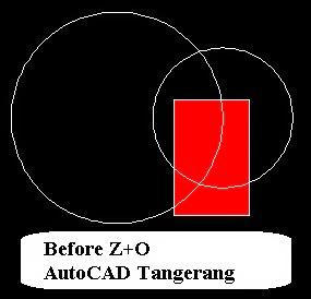 Cara Melakukan Zoom View Metode Object.