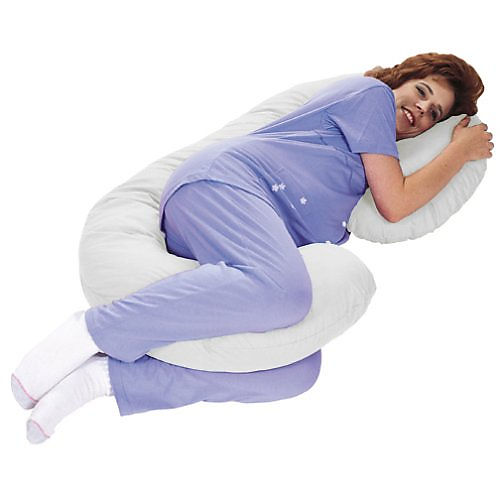 Little Miss Mama Snoogle Total Body Pillow Review