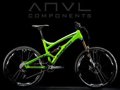 anvl new component products, anvl products, anvl components, anvl bike components