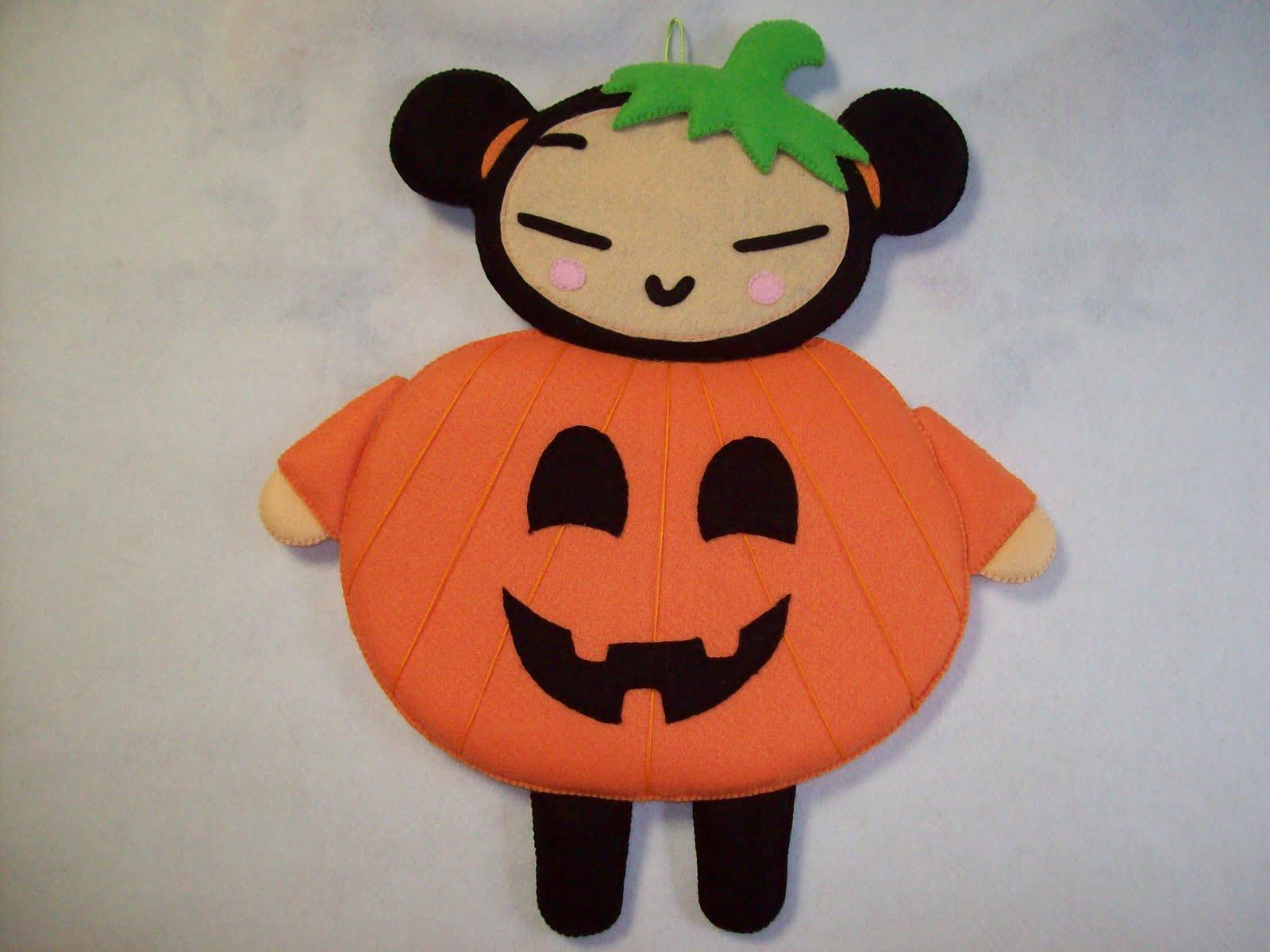 Shexeldetallitos blog de manualidades temporada de halloween - Calabazas de halloween manualidades ...