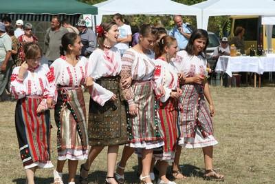 festivalul tamaioasei de la Pietroasele